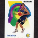 1991-92 Skybox Basketball #099 Tom Tolbert - Golden State Warriors