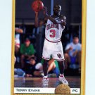 1993 Classic Basketball #032 Terry Evans