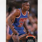 1992-93 Stadium Club Basketball #380 Rumeal Robinson - New Jersey Nets