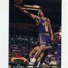 1992-93 Stadium Club Basketball #240 Jay Humphries - Utah Jazz