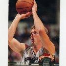 1992-93 Stadium Club Basketball #239 David Wood - San Antonio Spurs