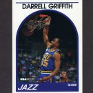 1989-90 Hoops Basketball #241 Darrell Griffith - Utah Jazz