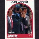 1989-90 Hoops Basketball #123B Don Chaney CO - Houston Rockets