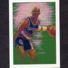 1991-92 Hoops Basketball #524 Terry Porter - Portland Trail Blazers