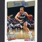 1991-92 Hoops Basketball #486 Scott Skiles - Orlando Magic