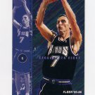 1995-96 Fleer Basketball #160 Bobby Hurley - Sacramento Kings
