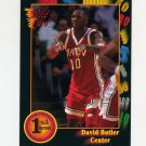 1991-92 Wildcard Basketball #114 David Butler - UNLV NM-M