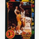 1991-92 Wildcard Basketball #108 Terry Tyler - Detroit NM-M
