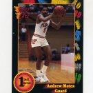 1991-92 Wildcard Basketball #107 Andrew Moten - Florida NM-M