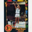 1991-92 Wildcard Basketball #051 Danny Vranes - Utah NM-M