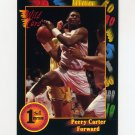 1991-92 Wildcard Basketball #044 Perry Carter - Ohio State NM-M
