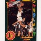 1991-92 Wild Card Basketball #097 Ian Lockhart - Tennessee