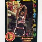 1991-92 Wild Card Basketball #063 Terry Dozier - South Carolina