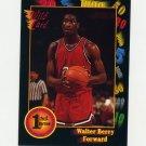 1991-92 Wild Card Basketball #062 Walter Berry - St. Johns