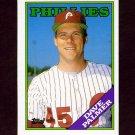 1988 Topps Traded Baseball #079T Dave Palmer - Philadelphia Phillies