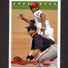 1993 Upper Deck Baseball #580 Juan Bell - Philadelphia Phillies