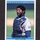 1992 Donruss Baseball #684 Junior Ortiz - Minnesota Twins