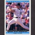 1992 Donruss Baseball #607 Jerry Don Gleaton - Detroit Tigers