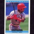 1992 Donruss Baseball #560 Luis Alicea - St. Louis Cardinals