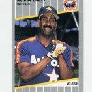 1989 Fleer Baseball #351 Kevin Bass - Houston Astros