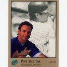 1992 Studio Baseball #194 Paul Molitor - Milwaukee Brewers