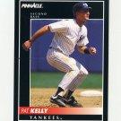 1992 Pinnacle Baseball #054 Pat Kelly - New York Yankees