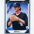 1991 Leaf Baseball #468 Donn Pall - Chicago White Sox