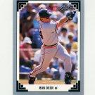 1991 Leaf Baseball #237 Rob Deer - Detroit Tigers