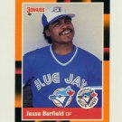 1988 Donruss Baseball's Best #216 Jesse Barfield - Toronto Blue Jays