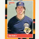 1988 Donruss Baseball's Best #213 Jim Gott - Pittsburgh Pirates