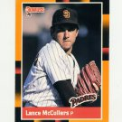 1988 Donruss Baseball's Best #210 Lance McCullers - San Diego Padres