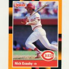 1988 Donruss Baseball's Best #118 Nick Esasky - Cincinnati Reds