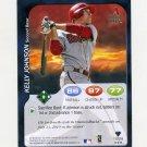 2011 Topps Attax Baseball #132 Kelly Johnson - Arizona Diamondbacks