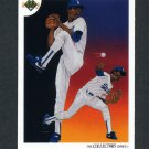 1991 Upper Deck Baseball #078 Ramon Martinez TC - Los Angeles Dodgers
