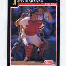 1991 Score Baseball #831 John Marzano - Boston Red Sox