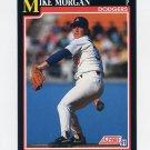 1991 Score Baseball #276 Mike Morgan - Los Angeles Dodgers