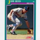 1991 Score Baseball #173 Jody Reed - Boston Red Sox