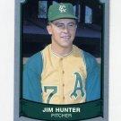 1989 Pacific Legends II Baseball #193 Catfish Hunter - Oakland Athletics