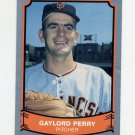 1989 Pacific Legends II Baseball #152 Gaylord Perry - San Francisco Giants