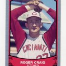 1989 Pacific Legends II Baseball #145 Roger Craig - Cincinnati Reds