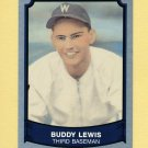 1989 Pacific Legends II Baseball #119 Buddy Lewis - Washington Senators