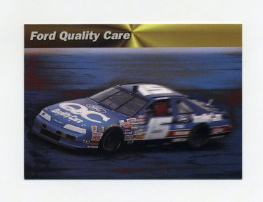 1994 Power Racing #137 Lake Speed's Car