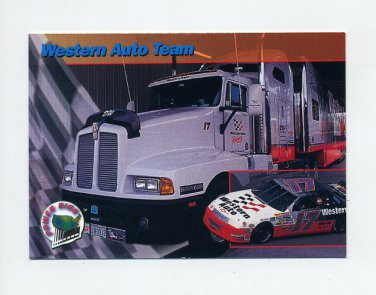 1994 Power Racing #060 Darrell Waltrip's Transporter