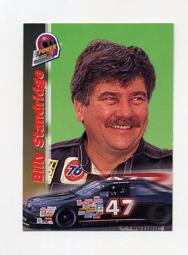 1994 Power Racing #037 Billy Standridge