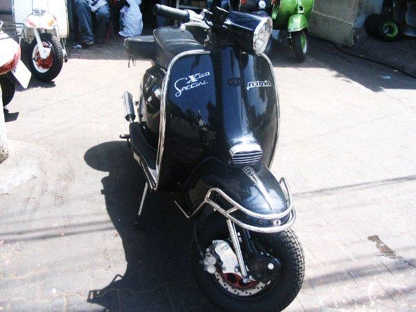 Lambretta SX150
