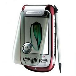"Motorola A1200 ""Red"" Quadband PDA GSM Phone (Unlocked)"