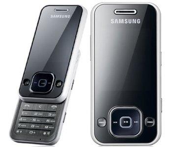 Samsung SGH-F250 Ice Blue Triband GSM World Phone (unlocked)