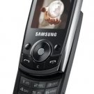 Samsung SGH-J700 Triband Unlocked Phone - Chrome Silver