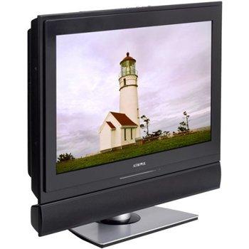 "Audiovox FPE2706DV 27"" HDTV Flat Panel LCD TV DVD Player FREE SHIPPING"