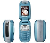 Samsung E576 Light Blue Edition GSM Cell Phone Unlocked